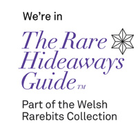 The Rare Hideaway Guide Logo